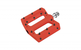 RFR Pedals Flat HPP, red